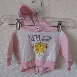 Little Girl's Toddle Time Hooded Jacket (0-14 lbs)